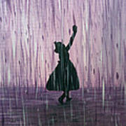 Dancing In The Rain Poster