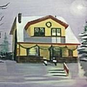 Dan's House Poster