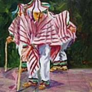 Danza De Los Viejitos Poster