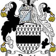 Dardis Coat Of Arms Irish Poster