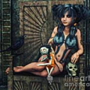 Dark Girl Poster