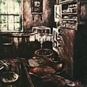 Dark Kitchen Poster