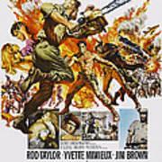 Dark Of The Sun, Aka The Mercenaries Poster