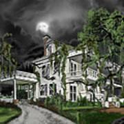 Dark Plantation House Poster