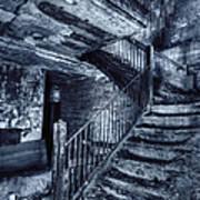 Dark Staircase Poster
