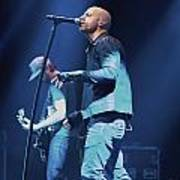 Daughtry Poster