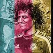David Luiz - C Poster