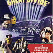 Dawn On The Great Divide, Us Poster Poster