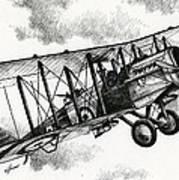 De Havilland Airco Dh.4 Poster