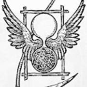 Death, 17th Century Poster