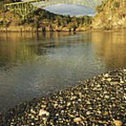 Deception Pass Bridge Whidbey Isl Poster