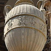 Decorative Urn - Palace Of Fine Arts Sf Poster