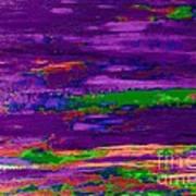 Deep Purple Horizontal Poster
