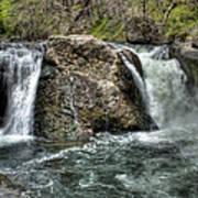 Deer Creek Falls Poster