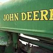 Deere Support Poster