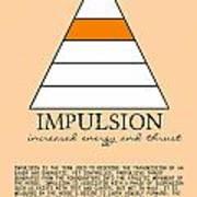 Impulsion Defined Poster