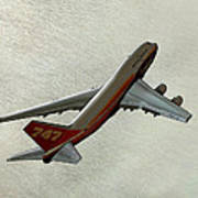 Definition - Boeing 747 Poster