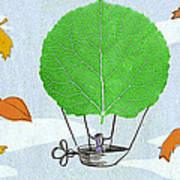Defying Autumn Poster