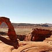 Delicate Arch 2 Poster