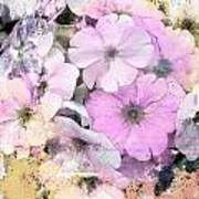 Delicate Bouquet Poster