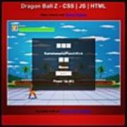 #demo At  #http://bit.ly/dbz-css  #dbz Poster