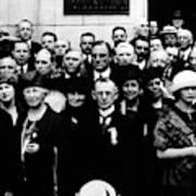Democractic Delegates, 1920 Poster