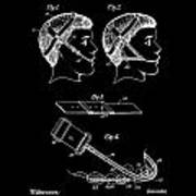 Dental Patent  Office Art Poster
