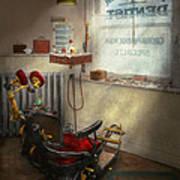 Dentist - Sb Johnston Dentist 1919 Poster