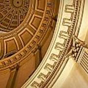 Denver Dome Detail Poster
