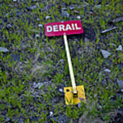 Derail Or That's Life Poster