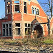 Derelict Station Poster