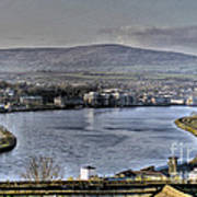 Derry View Poster