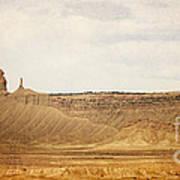 Desert Landscape2 Poster
