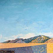 Desert Range Poster