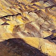 Desert Undulations Poster