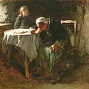 Despair, 1881 Poster
