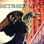 Detroit Lives Forever 2 Poster