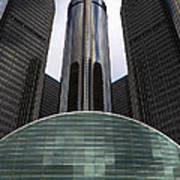 Detroit Renaissance Poster