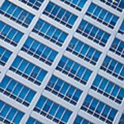 Diagonal View Poster