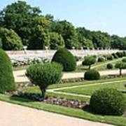 Diane De Poitiers' Gardens Poster