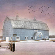 Dickey Hill Farm Poster
