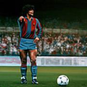 Diego Maradona Poster