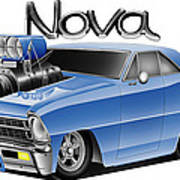 Digital Nova Poster