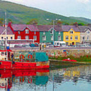 Dingle Ireland Poster