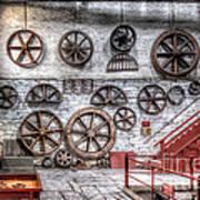Dinorwig Quarry Workshop Poster
