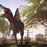 Dinosaur Spinosaurus Poster