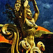 Diosa De Maize Poster
