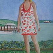 Diosa Del Mar Poster