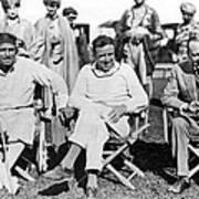 Director Douglas Fairbanks Poster