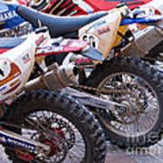 Dirt Bikes Poster by Rick Piper Photography
